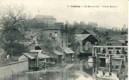 N°24844 -cpa Lisieux -la Miséricorde-vieilles Maisons- - Lisieux
