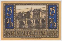 ALEMANIA  25 Pfennig 1-Mayo-1.921 - EURO