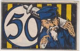 ALEMANIA  50 Pfennig 24-Febrero-1.921 - EURO