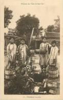 : Réf : L-12-1361  : Chine Mission Du Tche Li Sud-Est Au Puits - Chine