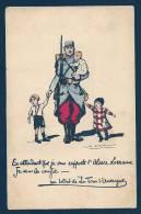 *** Dorival ALSACE Lorraine - La Tour D'Auvergne - Guerre 1914-18