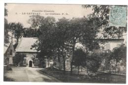 Picardie Illustree- LE CATELET- Le Chateau- - Autres Communes