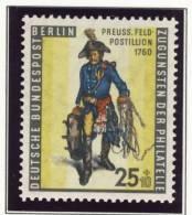 1955 Germany Berlin Complete MNH Stamp Day Postillion Set Of 1 Stamp - Neufs