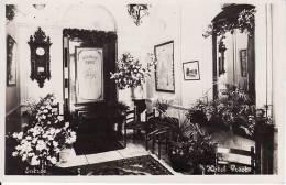 "Dra2Alkmaar, Hotel-Restaurant  ""Proot"" Entree 1935 - Alkmaar"