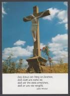 Germany - Kruzifix - Fotokunst Groh, Wörthsee - Ungelaufen - Jésus
