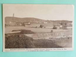 BALARUC Les BAINS - Station Thermale, Hydravions Dans L'Etang De Thau Et Usines à Pétrole - Autres Communes