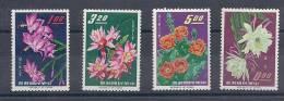 FORM0059  YVERT 455/58 ** - 1945-... République De Chine
