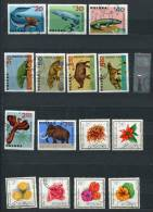 Poland 1967 Accumulation Used/CTO Complete Sets - Used Stamps