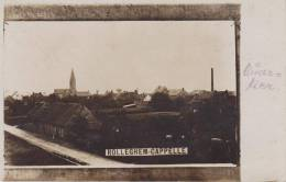 Cpa Rollegem-kappelle-carte Photo Allemande-ledegem-province Flandre Occidentale - Ledegem