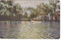 URUGUAY TARJETA POSTAL  ROSARIO DEL COLLA  Vintage Original Postcard Ca1900 Ak Cpa [WIN3_425] - Uruguay