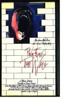 VHS Musikvideo  Pink Floyd  ,  The Wall  ,  Von 1982 - Concert Et Musique