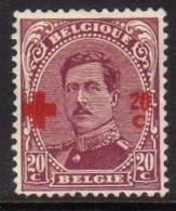155  (*)  14 - 1918 Croix-Rouge
