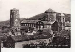 Caserta Vecchia - Il Duomo Visto Dal Castello - Formato Grande - Non Viaggiata - Caserta