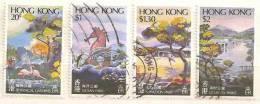 Hong Kong Used Set - Hong Kong (...-1997)