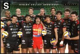 PALLAVOLO - ITALIA SISLEY VOLLEY TREVISO 2006 / 2007 - NUOVA - Volleyball