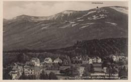 HIRSCHBERG -GERMANIA -SCHREIBERHAU VILLENPARTIE AM ALTEN BAUDENWEG VG 1941 BELLA FOTO ORIGINALE 100% - Schlesien