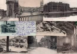 LOT DE 12 CARTES SUR VERDUN. - Postcards