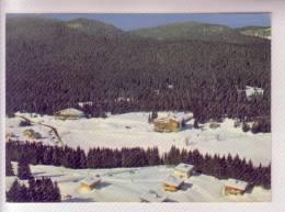 39  Jura LES ROUSSES Station Pistes De Ski Ecole De Ski De Fond - Francia