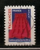 FRANCE ADHESIF N° 319 OBLITERE - France