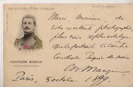 Fachoda   Mission Marchand   Série Explorateurs Français.. Coapitaine Mangin - Evènements
