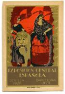 BARCELONA   (  Exposicion General Española  ) - 878 - Barcelona