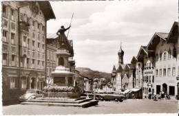 BAD TÖLZ -Bayr.Alpen - Obere Marktsrasse - T-2 * - Bad Toelz
