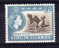 British Virgin Islands - 1964 - 3 Cents Definitive/Brown Pelican - MH - Iles Vièrges Britanniques