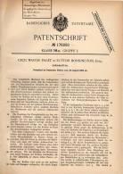 Original Patentschrift - Cecil Paget In Sutton Bonnington , England , 1905 , Lokomotive , Lok , Train !!! - Transportation