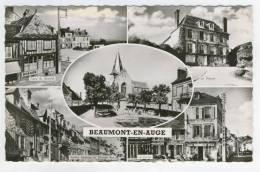 14 - Beaumont-en-Auge            Multivues - France