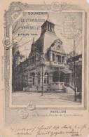 Cpa Luxembourg-exposition Universelle 1900-souvenir-pavillon - Cartes Postales