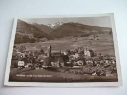 Vipiteno Verso Passo Del Giovo  Fotografica 1938 - Bolzano (Bozen)