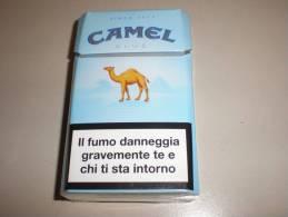 TABACCO - CAMEL COLLECTORS -  CAMEL BLUE  - EMPTY PACK ITALY NEW EDITION - Contenitori Di Tabacco (vuoti)
