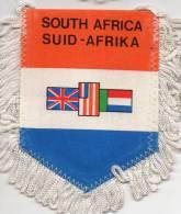 Fanion De L'AFRIQUE Du SUD - Autres Collections