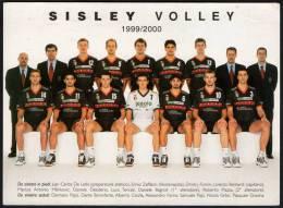 PALLAVOLO - ITALIA SISLEY VOLLEY TREVISO 1999 / 2000 - NUOVA - Volleyball