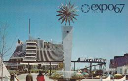 Expo, Pavilion Of France, Montreal, Quebec, Canada, 1967 - Montreal