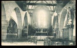 35 LA BAUSSAINE / Intérieur De L'Eglise / - Francia