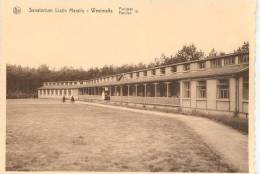 WESTMALLE-SANATORIUM LIZZIE MARSILY-WESTMALLE-PAVILJOEN IV-NIET VERZONDEN-ERN.THILL-BRUXELLES - Malle