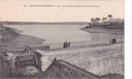 20861 Joué Sur Erdre Le Grand Réservoir De Vioreau - 205 Vasselier - Barrage - France