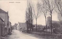 20862 ABBARETZ - Panorama - Cliché Frémont - Tampon Convoyeur Nantes à Chateaubriant