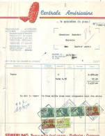 NAMUR : 1950 - Automobile Seiberling - Cars