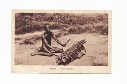 Zambèze - Piano Indigène - Zambia