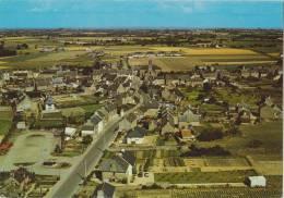 SAINT - COULOMB ( 35 - I. Et V. )  - Le  Bourg  -  Vue  D´ensemble ( CPSM  Couleur  10 X 15 ). - Saint-Coulomb