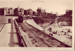 17 151 PONTAILLAC ROYAN L'Arrivée Du Tramway - Royan