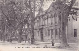 CPA 11 @ CARCASSONNE @ Le Musée ( Ville Basse ) @ - Narbonne