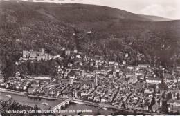20874 Heidelberg  Vom Heiligenbergturn Aus Gesehen - 349kunstverlag Edm Konig - Heidelberg