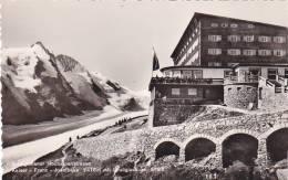 20878 GroBglockner-Hochalpenstrasse KAISER FRANZ JOSEF HAUS MIT GROBGLOCKNER -183 Foto Tollinger - Péniches
