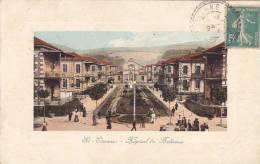 CPA 42 @ SAINT ETIENNE @ Hôpital De Bellevue En 1916 @ - Saint Etienne