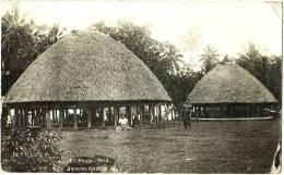 Samoan Houses - Samoa