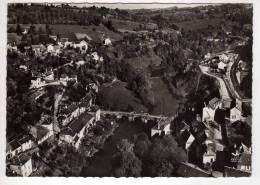 19 : Vigeois : Vallée De La Vèzére - Le Vieux Pont - En Avion  ( Cpsm G.F. ) Edition LAPIE - Autres Communes