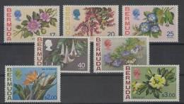 Bermuda Yv. 310/16  /  Flowers - Fleurs - Flores - Planten
